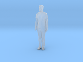 Printle C Homme 859 - 1/87 - wob in Smooth Fine Detail Plastic