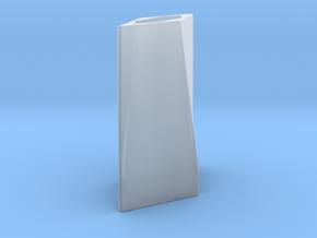 Blade Emitter in Smooth Fine Detail Plastic