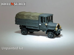 Daimler DR4 1/2 Marienfelde (N 1:160) in Smooth Fine Detail Plastic