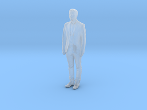 Printle C Homme 939 - 1/87 - wob in Smooth Fine Detail Plastic