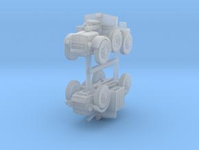 1/285 (6mm) Autocannone da 75/27 (x2) in Smooth Fine Detail Plastic