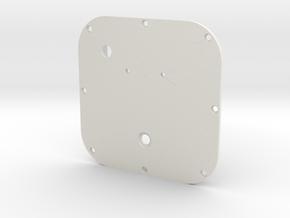 GPSBase in White Natural Versatile Plastic