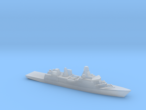 Iver Huitfeldt-class frigate, 1/1800 in Smooth Fine Detail Plastic