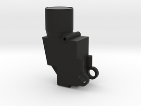 N2 Gunsight in Black Natural Versatile Plastic