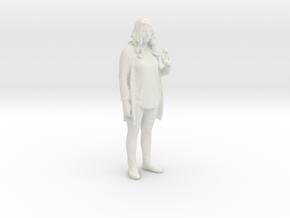 Printle C Femme 030 - 1/32 - wob in White Natural Versatile Plastic