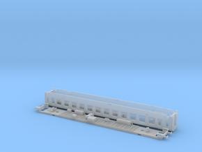 #106A - 22-80 020 TT Wagenkasten+Untergestell in Smooth Fine Detail Plastic