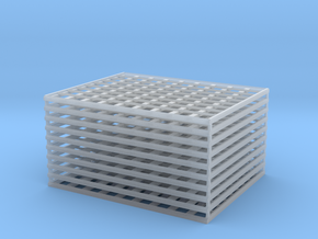 Rumble/Trackout Construction Grates (10) in Smooth Fine Detail Plastic