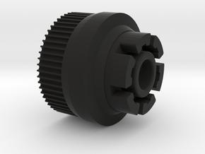 Abec 11 Flywheels Speed Hack for Boosted Board V2  in Black Natural Versatile Plastic