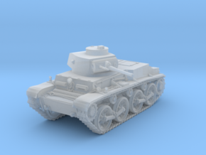 1/160 German Pz.Kpfw. T 15 Experimental Light Tank in Smooth Fine Detail Plastic