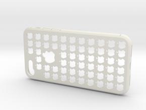 iPhone 7 Slim Case - Box of Apples in White Natural Versatile Plastic