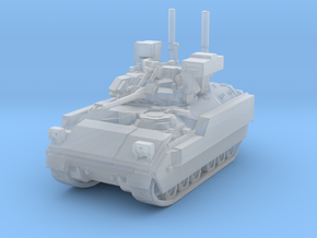 bradley ver1 1:160 scale in Smooth Fine Detail Plastic