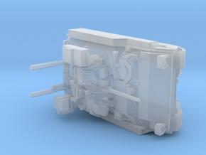 Bradley v1 1:87 scale in Smooth Fine Detail Plastic