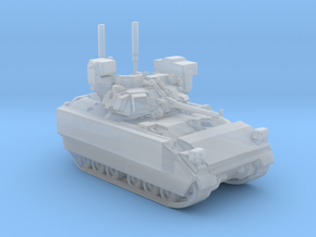 Bradley v1 1:285 scale in Smoothest Fine Detail Plastic