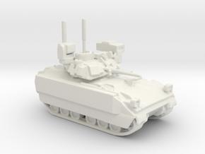Bradley v1 1:450 scale in White Natural Versatile Plastic
