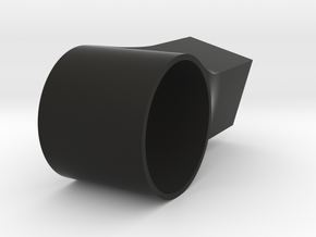 OpenBeam To Rift Sensor Right in Black Natural Versatile Plastic