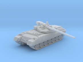1/144 Russian Object 477 Molot AFV Prototype in Smooth Fine Detail Plastic