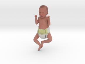 Baby Theo in Full Color Sandstone
