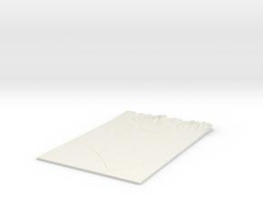 Chichester W476 S91 E490 N112  in White Natural Versatile Plastic