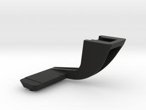 Adapter for EE1 to BOEM1.2 rail V2 in Black Natural Versatile Plastic