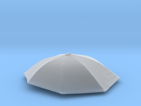 1/20 Umbrella for Auto Racing Diorama in Smooth Fine Detail Plastic