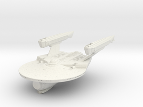 NewAtlanta Class VII refit  Cruiser in White Natural Versatile Plastic
