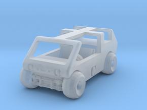 ARK II Roamer Mobile Vehicle, Multiple Scales in Smooth Fine Detail Plastic: 1:220 - Z