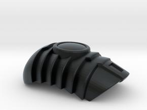 Stormwave - Shoulder Pad in Black Hi-Def Acrylate: d3
