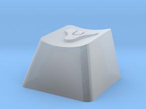 Destiny Cherry MX Key in Smooth Fine Detail Plastic