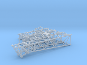 MDK404-Ausleger in Smoothest Fine Detail Plastic