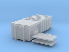 H0 1:87 AB-Wasser 10.000L Behälter 2 in Smooth Fine Detail Plastic