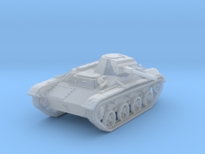 1/160 (N) WW2 Russian T-60 Scout Tank  in Smoothest Fine Detail Plastic