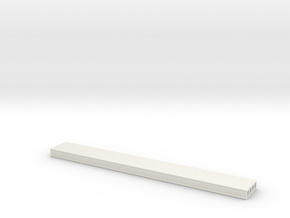 L 32 50 Deckenplatte in White Strong & Flexible