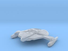 Dominion jem'hadar Attack ship 1:7000 in Smooth Fine Detail Plastic