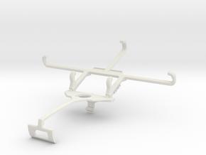 Controller mount for Xbox One S & ZTE Nubia Z9 min in White Natural Versatile Plastic