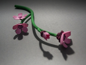 Cherry Blossom Wand in White Strong & Flexible