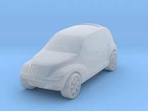 Chrysler PT Cruiser 2008 - Zscale in Smooth Fine Detail Plastic