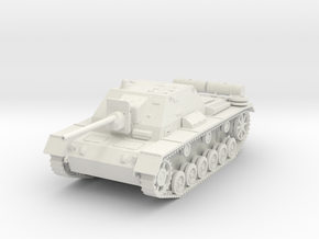 PV186 SU-76i Assault Gun (1/48) in White Natural Versatile Plastic