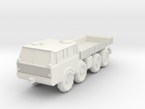 1/100 Tatra 813 plain model in White Natural Versatile Plastic