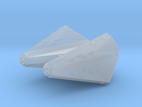 3125 Scale Tholian Heavy Carrier (CVA) SRZ in Smooth Fine Detail Plastic