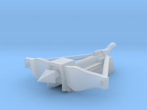 Crossbow Gun Attachment in Smoothest Fine Detail Plastic