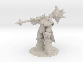 Classic Mordekaiser (old) in Natural Sandstone