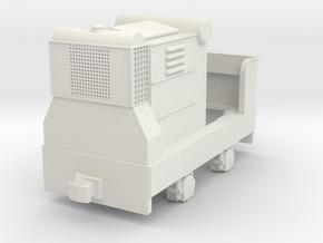 55n9 Ruston 18hp diesel in White Natural Versatile Plastic