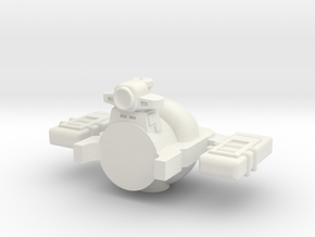 Omni Scale General Harbor Tug SRZ in White Strong & Flexible