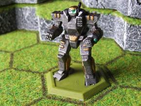 Mecha- Odyssey- Achilles (1/285th) in White Strong & Flexible