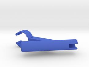 lamp holder for digiscope in Blue Processed Versatile Plastic