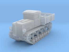 Komintern Tractor (1:144) in Smooth Fine Detail Plastic