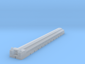 1/1250 Harbour Terminal shed 2 in Smooth Fine Detail Plastic