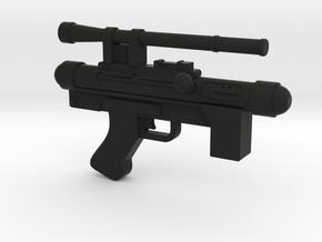 Star Wars Blaster Pistol SE-14C 1:6 Scale  in Black Natural Versatile Plastic