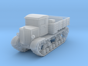 Voroshilovetz Tractor (1:144) in Smooth Fine Detail Plastic