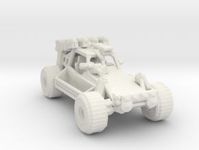 Advance Light Strike Vehicle v3 1:160 scale in White Natural Versatile Plastic